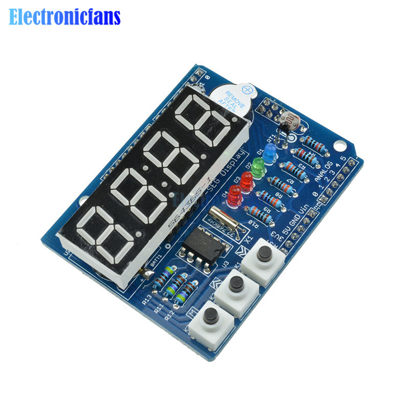 Rtc Ds1307 Real Time Clock Ic Circuit Diagram