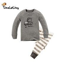 Kid's Cotton Pajamas Set