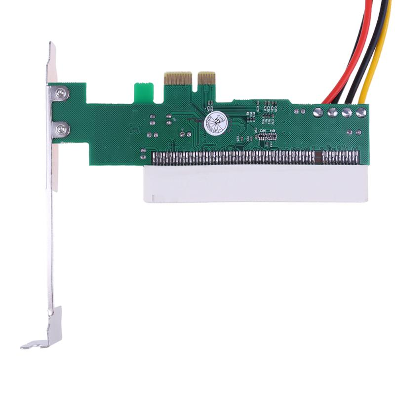 PCI-Express PCI-E To PCI Bus Riser Card High Efficiency Adapter Converter Adapter Card For WIN 2000/ NT/ 2003/ XP/ VISTA/ LINUX