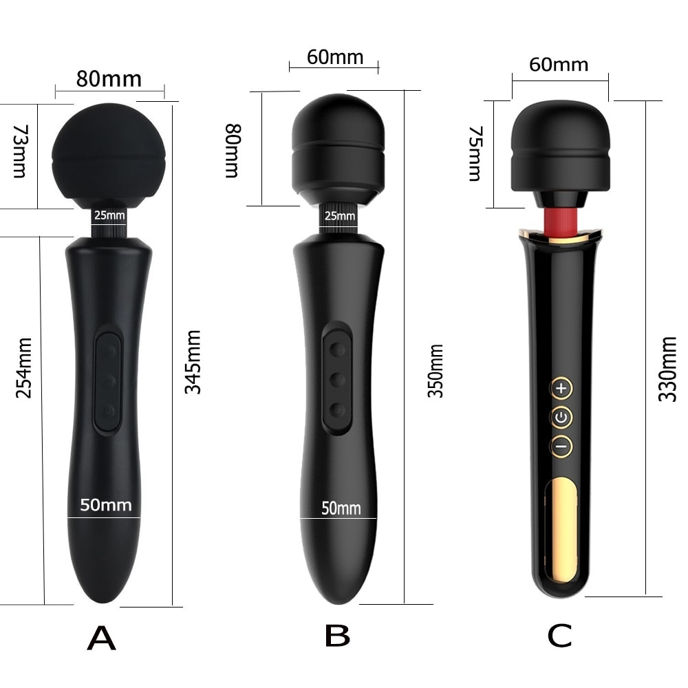 Huge <font><b>Vibrator</b></font> AV Magic Wand Massager <font><b>20</b></font> <font><b>Speeds</b></font> <font><b>Sex</b></font> <font><b>Toys</b></font> <font><b>for</b></font> <font><b>Woman</b></font> <font><b>Clit</b></font> <font><b>Vibrator</b></font> Female <font><b>Sex</b></font> <font><b>Vibrator</b></font> G spot Clitoral Stimulator image