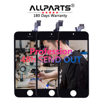 AAA OEM Full Black White 4 0 Display For IPhone 5s LCD For IPhone 5 LCD