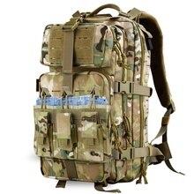 1000D нейлон военный тактический Molle тройной Открытый верх подсумок Molle система пейнтбольного оборудования сумка