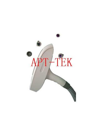 Beauty machine parts ND YAG Laser Handpiece with 3pcs laser probe moulinvilla