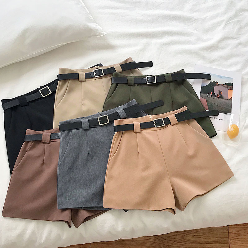 Cheap Wholesale 2019 New Spring Summer Autumn  Hot Selling Women's Fashion Casual Sexy Shorts Outerwear MC356
