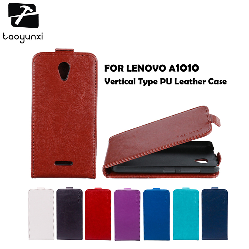 online store d0e8e 58049 US $3.29 31% OFF|TAOYUNXI Leather Cover Case For Lenovo Vibe B C A2016  A2010 A2580 A2860 A1010a20 A1010 A20 A2020 A2020a40 A1000 A1000a20 A2800-in  ...