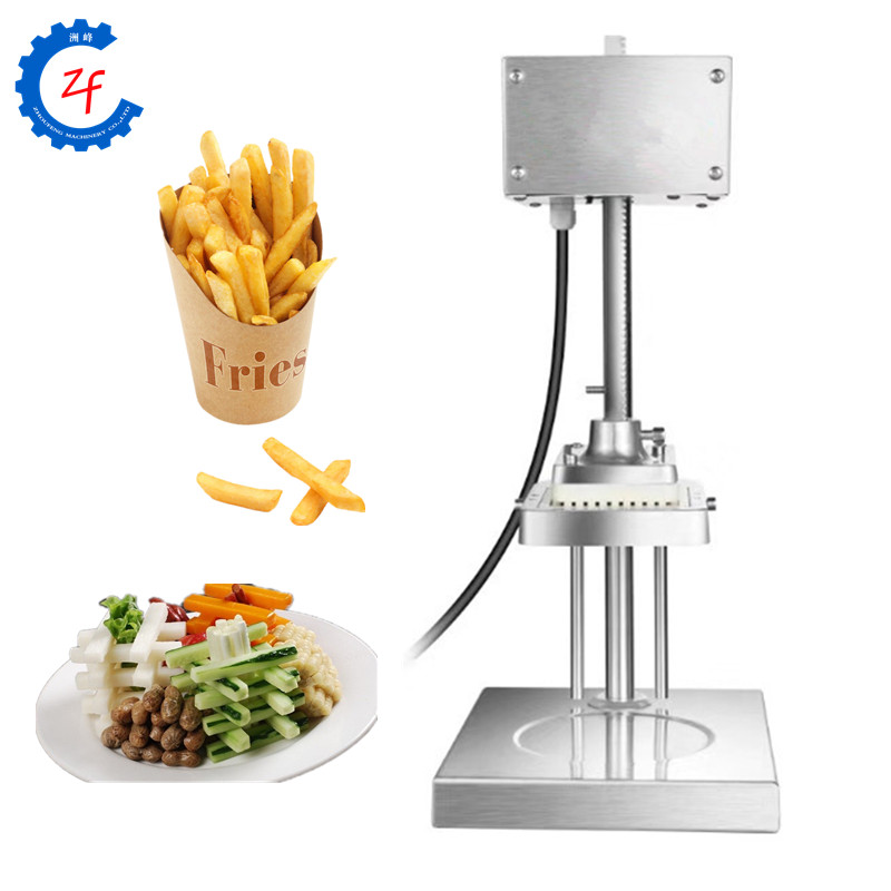 Potato stripe cutting machine multi-function french fries cutter household electric cut radish carrot yam strips makerPotato stripe cutting machine multi-function french fries cutter household electric cut radish carrot yam strips maker