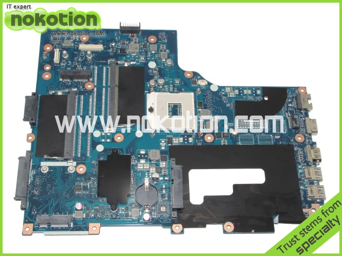 все цены на NOKOTION NB.RYR11.001 NBRYR11001 for Acer Aspire V3-771 V3-771G Laptop motherboard VA70/VG70 Intel Mainboard в интернете