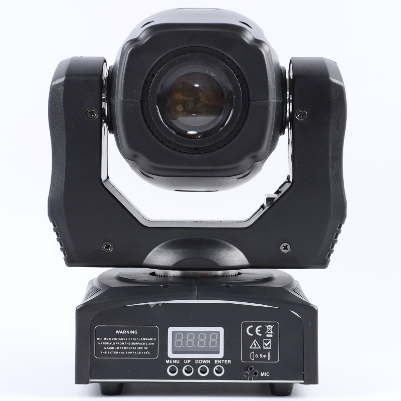 2pcs/lot Led Moving Head 60w Spot Light 60w Moving Head Light 60w Led Spot Light Dmx Moving Head Light