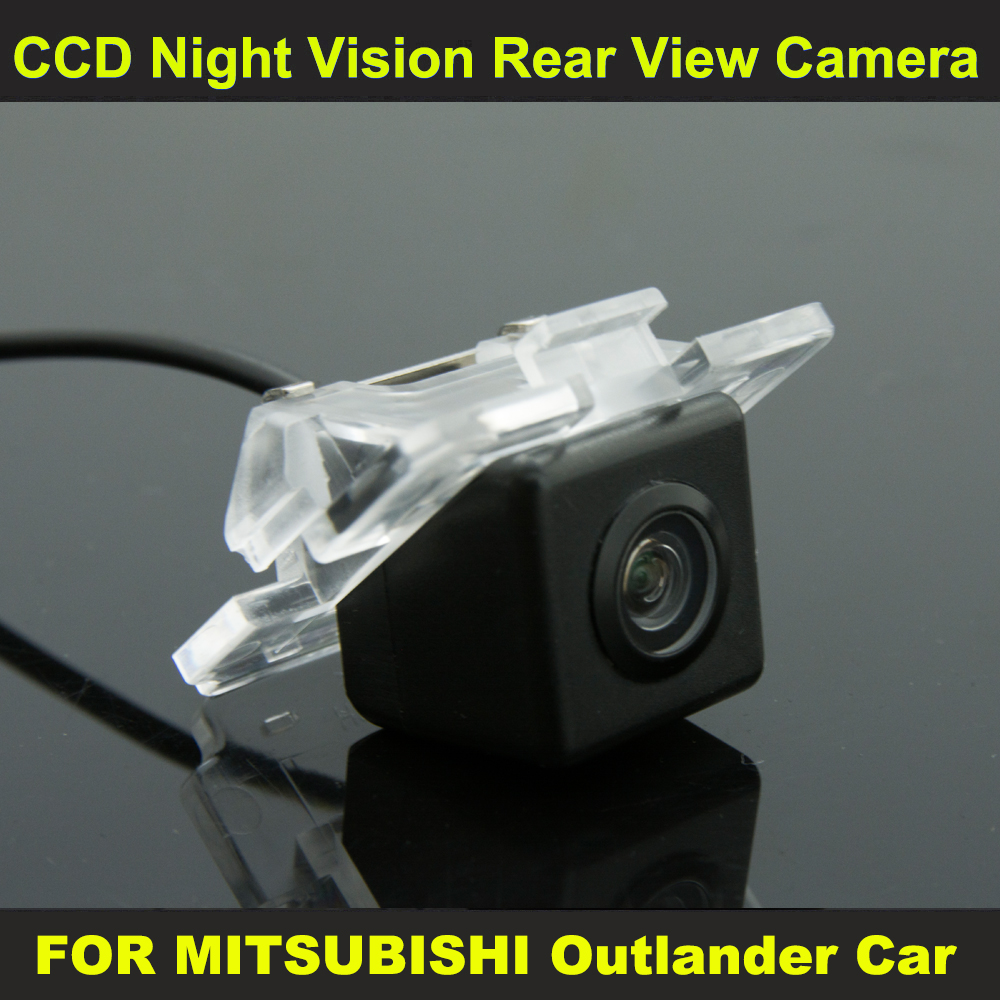 Rear View Camera Ccdsony Ccd Night Color Car Reversing Wiring Audio Promotionshop For Promotional Vision Reverse Mitsubishi Outlander 2003 2012 In Vehicle