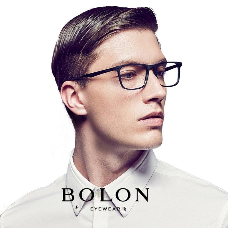 BOLON carré lunettes cadres hommes dioptrique lunettes Prescription lunettes optique oeil cadre BJ3032