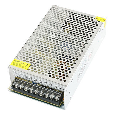 LED Strip Light Display Switching Power Supply Driver DC5V 40A 200W S-200-5 90w led driver dc40v 2 7a high power led driver for flood light street light ip65 constant current drive power supply