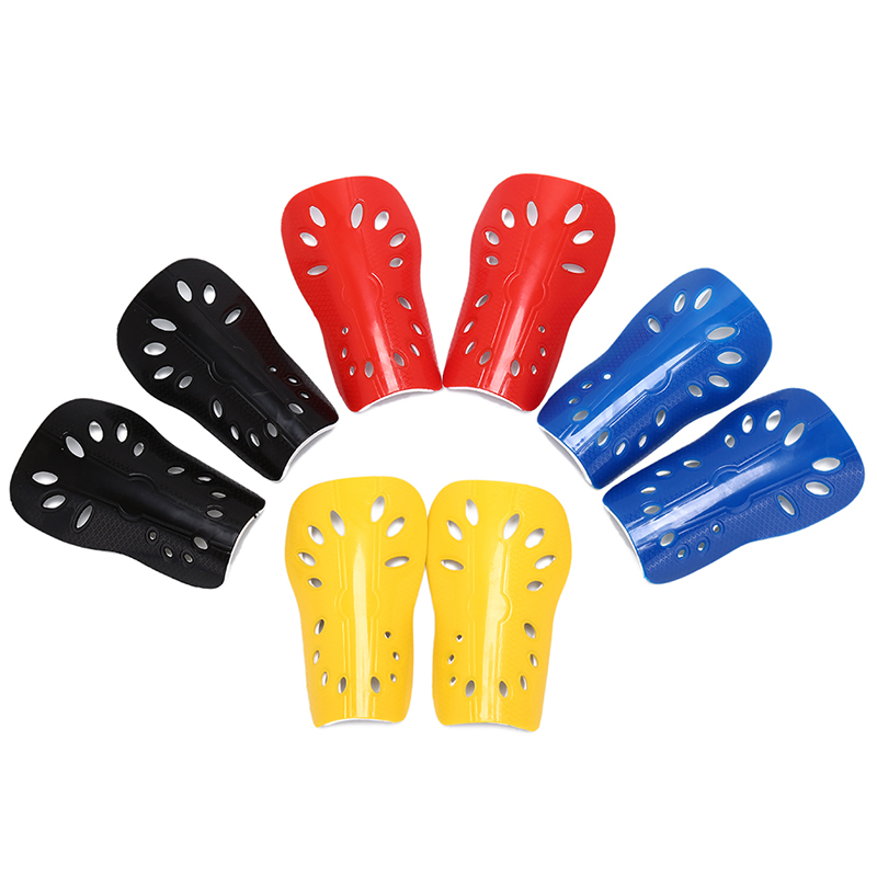 1pair Soccer Shin Pads Safety Plate Soft Soccer Football Shin Guard Pads Leg Protector For Women Men Breathable Shinguard