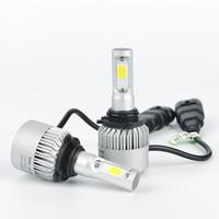 Antifog 880 881 LED Light Car Headlights Bulbs Kit for 12V Auto Driving Fog Lights External Lights Turbo LED Light