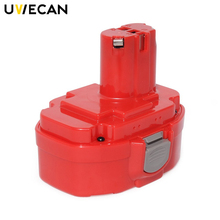 цена на 18V 2000mAh Ni-CD Cordless Combo Kit Battery Replacement for Makita Cordless Tool 1822, 1823, 1834, 192829-9, 193159-1,193140-2