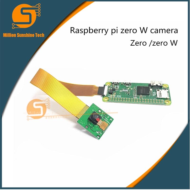 Raspberry Pi Zero Camera 5MP Camera Module + 16cm FFC For RPI Zero W Pi Zero Pi 0 Raspberry Pi Zero W