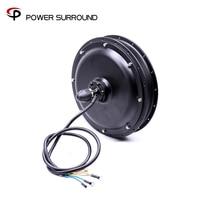 2018 Free shipping 48V1500w rear wheel hub motor for electric bike kit wheel motor