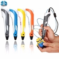 3D printing pen spy Three-dimensional painting graffiti pens Children's DIY gift 3d Drawing Pen