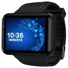 DOMINO DM98 smart Watch Android 4.4 Телефон Smartwatch Bluetooth 4.0 MTK6572 2 Г 3 Г Наручные Wi-Fi 512 МБ 4 ГБ Gps-часы PK LEM4