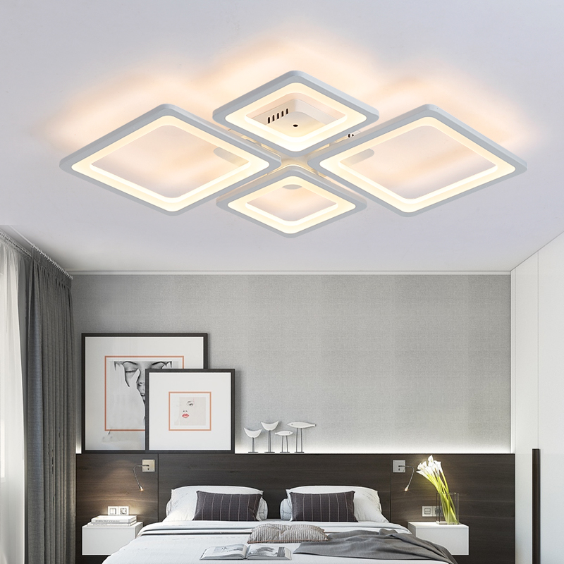 led ceiling light Modern living room led ceiling lamp dining room bedroom lamp lamparas de techo