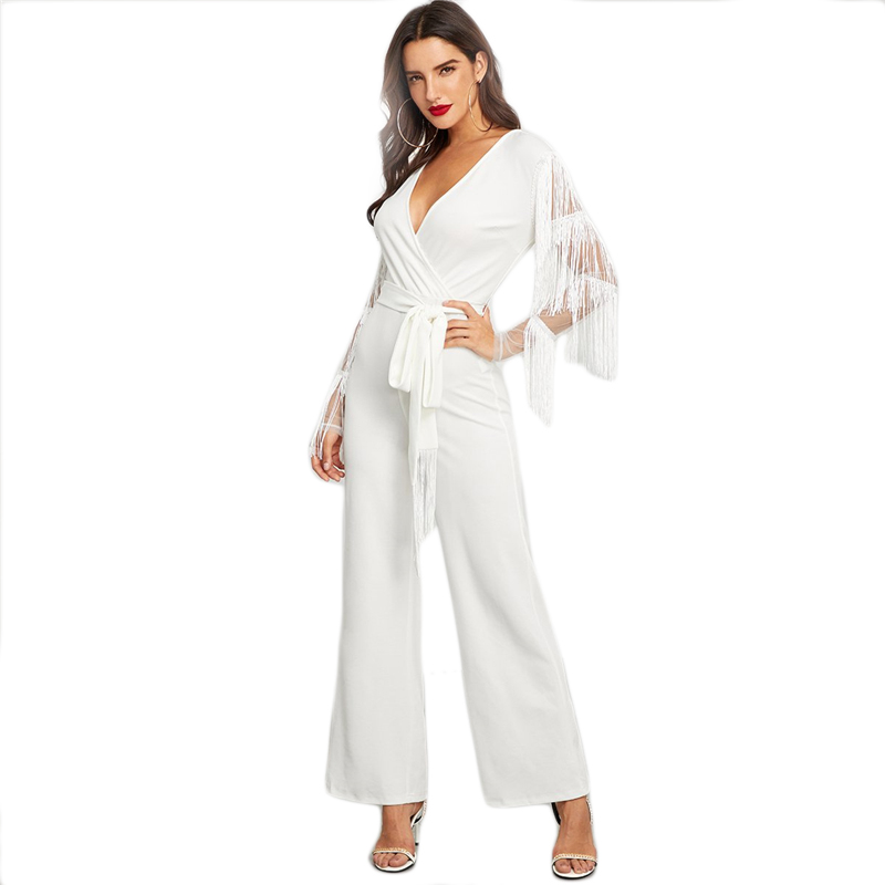 74d54a29c3 Detail Feedback Questions about SHEIN White Highstreet Belted ...