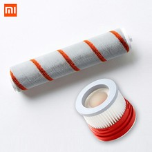 New Xiaomi dreame V9 Part Pack Handheld Vacuum Cleaner Spare Parts Kits HEPA Filter Soft Fluff Brush Rolling Brush