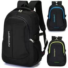 Men's Backpack Bag Classic-Bags Laptop Travel Designer Male Fashion Multifunction Zipper