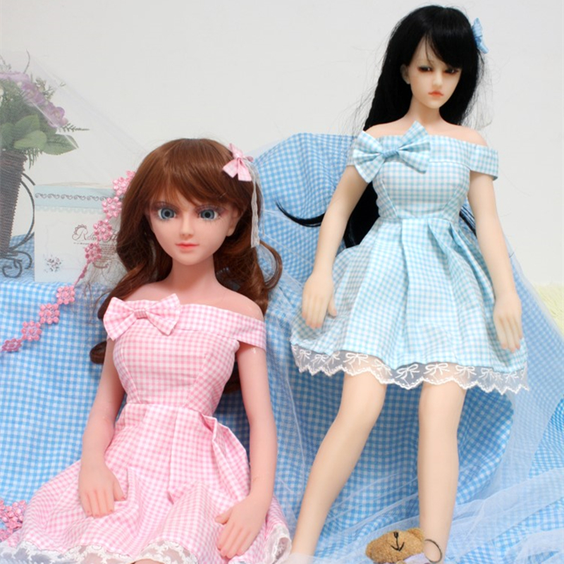 Athemis 65cm and 80cm silicone doll dress sexy doll outfit real doll dress costume