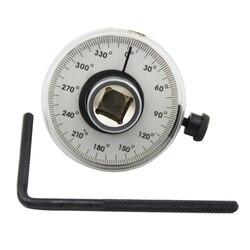 Profesjonalne 1/2 Cal regulowany napęd Torque miernik nachylenia Auto narzędzie warsztatowe zestaw narzędzi ręcznych klucz