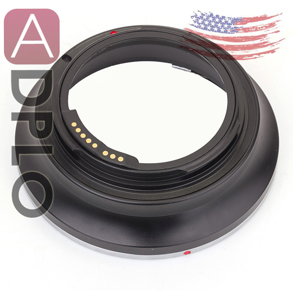 Better than EMF! GE-1 AF Confirm Lens Adapter suit for Mamiya 645 Lens to Canon 7D Mark II 5D Mark III 7D 650D 1100D 60D 50D ismartdigi lp e6 7 4v 1800mah lithium battery for canon eos 60d eos 5d mark ii eos 7d
