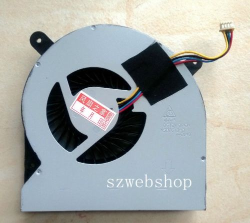 New for ASUS delta G750  G750J G750JW KSB0612HB-CL46 laptop Gpu cooling fan 4 pins as photo shown 4pins чайник taller tr 1338