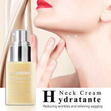LANBENA Neck Cream Anti Wrinkle Firming Skin Care Lifting Whitening Moisturizing Aging Ageless Women !