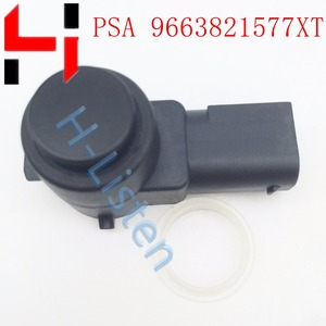 Image 2 - 100% Work original Auto Parts Parking Sensor For 307 308 407 Rcz Partner Citroen C4 C5 C6 PSA 9663821577 TS PSA96638215779V