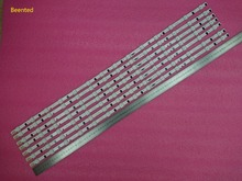 Kit 7 PCS * 14LED 880 millimetri striscia di retroilluminazione a LED per Samsung UE42F5300 D2GE 420SCB R3 D2GE 420SCA R3 2013SVS42F BN96 25307A 25306A