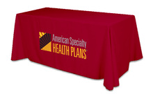 Free Shipping to USA6ft Company Logo table cover/Exhibition Tablecloth Advertising table cover printing/Company logo table cloth