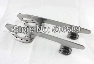 free shipping adult's hockey skates blade large cutter tooth