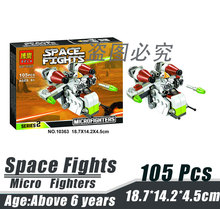 Bela 10363 Star Wars Space Wars Micro Fighters Cannon Tower Minifigures Building Block Minifigure Toys Best Toys