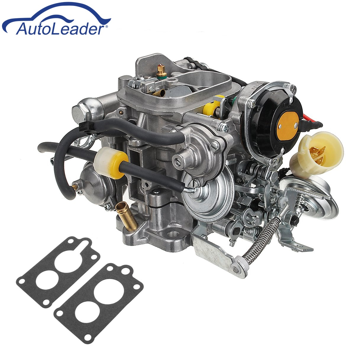 Carburetor 22R Engine Carburetor fits With Plug For TOYOTA PICKUP Trucks 1981-1987 TOY-505 aluminium carb carburetor trucks for toyota 22r celica hilux pickup 4 runner style engines 21100 35520 brand new