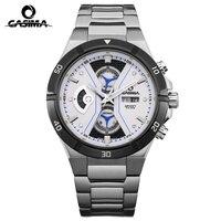 Часы CASIMA мужские  модные  светящиеся  водонепроницаемые  армейские  спортивные  кварцевые  наручные часы  100 м