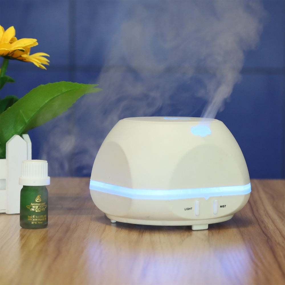 USB Aroma Essential Oil Diffuser Ultrasonic Cool Mist Humidifier Air - Perkakas rumah - Foto 6