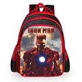 Cool printing 3D cartoon children's school bag High volume student personality shoulder bags Heroes cartoon backpacks for boys