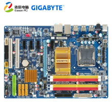GIGABYTE GA-EP43-DS3L desktop motherboard LGA775  DDR2  16G ATX desktop motherboard for gigabyte ga ep43t s3l lga775 ddr3 system mainboard fully tested and working well