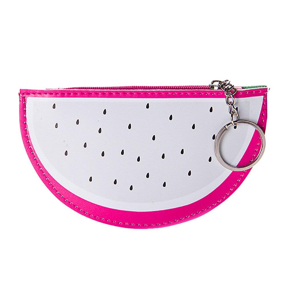 Coin purse Women Girls Cute Fashion Snacks Coin Purse Wallet Bag Change Pouch Key Holder monederos para mujer monedas
