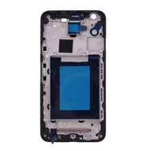 Original Replacement parts For LG Nexus 5X Black Middle Frame Front Housing Cover LCD Faceplate Bezel With Tracking Number