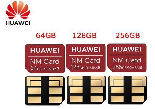 90 MB/S velocidad 100% Original para Huawei Mate 20/20/Pro/20X/20RS/P30/P30 Pro NM tarjeta de 64/128/256GB Nano tarjeta de memoria
