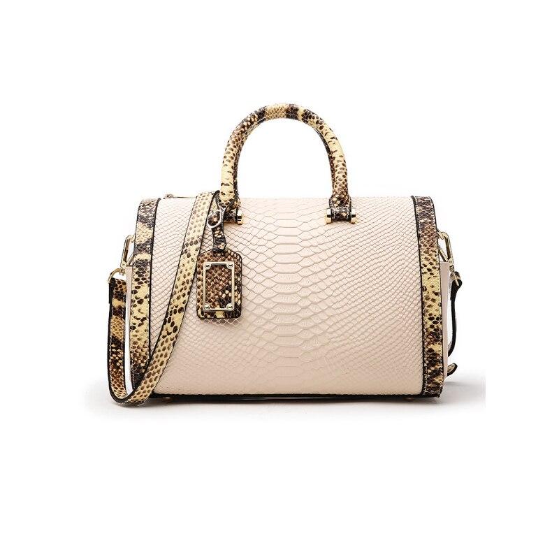 2019 Women Genuine Leather Bags Luxury Shoulder Bag Crossbody Vintage Famous Brands Ladies Handbags Female Tote Bag bolsos mujer