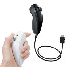 5 Colors Game controller nunchuk nunchuck controller remote for Nintendo for Wii Silicone Case