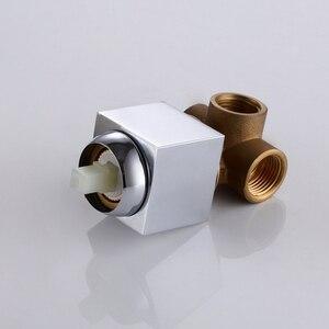 Image 4 - BAKALA ビデ蛇口真鍮の浴室のシャワータップビデトイレスプレービデトイレ洗濯機ミキサー教徒のシャワー ducha higienica
