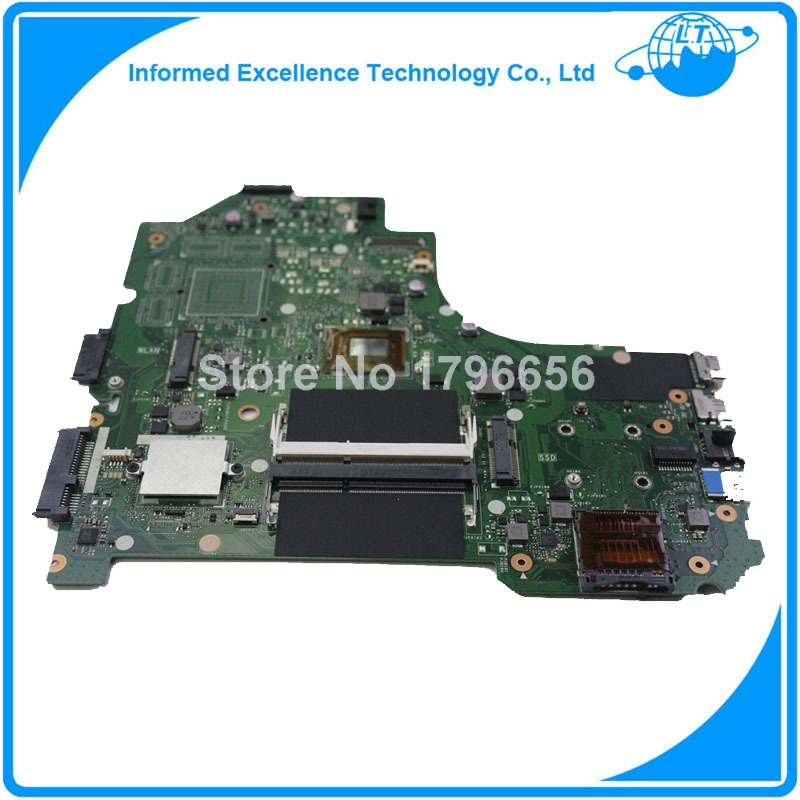 Hot selling K56CA Laptop Motherboard with I3 CPU GM for ASUS 100% Tested Free Shipping
