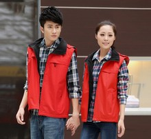 Outdoor fishing vest men and women cashmere soft shell jacket essential mountaineering sports leisure tourism