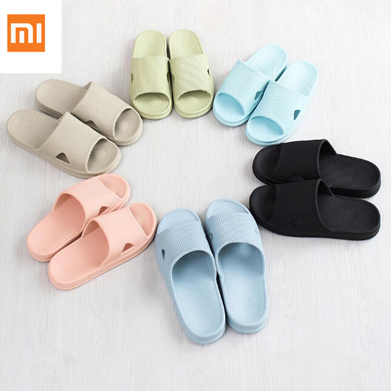 Xiaomi One Cloud Home Slippers Summer Slippers Soft  Flip Flops Ladies Man Sandals Casual Shoes SlipXiaomi One Cloud Home Slippers Summer Slippers Soft  Flip Flops Ladies Man Sandals Casual Shoes Slip
